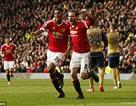 7 trận cầu kinh điển giữa MU và Arsenal