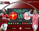 "Man Utd - Stoke City: ""Quỷ đỏ"" khó... đen"