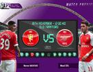 Man Utd - Arsenal: Không đội trời chung