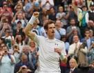 Murray không gặp áp lực khi Djokovic bị loại