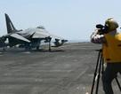 Mỹ đồng loạt tấn công IS từ ngoài khơi