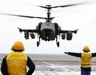 Trực thăng Ka-52K của Nga bắt đầu tham chiến tại Syria