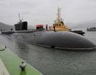 Công bố clip quay nội thất tàu ngầm hạt nhân lớp Borei
