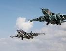 Chiến đấu cơ Nga yểm trợ quân đội Syria ở Deir Ezzor