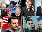 Nga-Mỹ-Thổ cùng tung quân, âm mưu cực lớn ở Syria