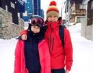 Hồ Hạnh Nhi và chồng đi nghỉ trăng mật tại Nhật Bản