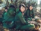 Bộ ảnh kỷ yếu đậm chất lính của học sinh Ninh Bình