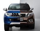 Nissan Navara và Mitsubishi Triton thế hệ mới sẽ chia sẻ nền tảng