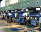 Lỗi hệ thống đường truyền thông tin tại sân bay Nội Bài