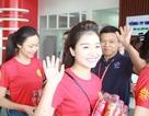 """Top 25 thí sinh """"Hoa khôi sinh viên Hà Nội"""" thăm nhà máy Number 1 Hà Nam"""