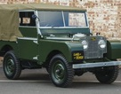 Land Rover Series I tái xuất
