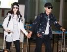 Phạm Băng Băng - Lý Thần nắm tay tình tứ tại sân bay