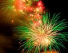 """TPHCM: Lung linh """"bữa tiệc"""" pháo hoa mừng ngày đất nước thống nhất"""