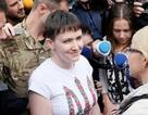 Nga thả nữ phi công Ukraine theo thỏa thuận trao đổi tù nhân