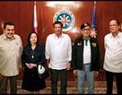 5 đời tổng thống Philippines họp bàn cách đàm phán với Trung Quốc