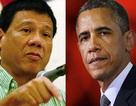 """Tổng thống Philippines """"tránh mặt"""" ông Obama tại tiệc hội nghị ở Lào?"""