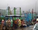 Nhiều nơi đã có mưa to do ảnh hưởng áp thấp nhiệt đới