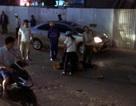 Công nhân rơi từ đường sắt trên cao Cát Linh - Hà Đông đã tử vong