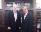 Đại sứ Việt Nam gặp Chủ tịch Ủy ban Quân lực Thượng viện Hoa Kỳ