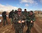 Khủng bố liên minh chống trả điên cuồng ngoại ô Damascus