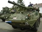 Báo Mỹ: Thêm pháo 30mm, xe Stryker không thể đấu lại Nga