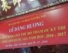 """Sở GD&ĐT Hà Nội mong thông cảm về sai sót """"lễ dâng hương cho HS giỏi"""""""