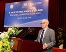 Giáo sư đoạt giải Nobel Kinh tế thuyết trình tại trường ĐH Kinh tế quốc dân