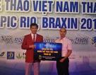 Tiếp thêm hi vọng cho Thể thao Việt Nam tại Olympic Rio 2016
