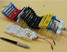 Chế tạo thành công rô-bốt chuyển động dạng sóng đơn