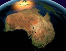 Năm 2017: Châu Úc sẽ dịch chuyển 1,8 mét về phía Bắc