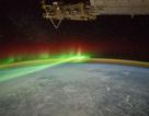 Chiêm ngưỡng ánh sáng huyền ảo của bắc cực quang được chụp từ vũ trụ