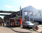 Hỏa hoạn lớn thiêu rụi kho hàng và xưởng ôtô của người Việt ở Berlin
