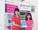 Gặp đại diện Monash University và khởi động Monash Brilliant Contest