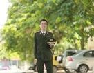 Chuyện chàng thủ khoa Học viện An ninh được phong hàm vượt cấp