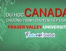 Vào thẳng đại học danh tiếng tại Canada mà không phải chứng minh tài chính