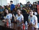 Top 3 Hoa khôi sinh viên Hà Nội đến với các bệnh nhi kém may mắn tại tỉnh Bắc Giang