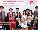 4 nữ sinh trường điểm nhận Học bổng ĐH Anh Quốc 700 triệu đồng