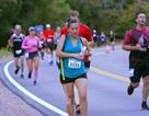 Mới sinh con, bà mẹ vẫn quyết tâm thi chạy marathon