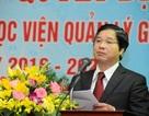 GS.TS Phạm Quang Trung được bổ nhiệm làm Giám đốc Học viện Quản lý giáo dục