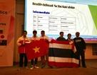 Học sinh Hoàn Kiếm lập kỉ lục tại kì thi Vô địch các đội tuyển Toán quốc tế WMTC 2016