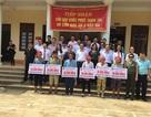 Trường ĐH Kinh tế quốc dân chung tay xây nhà mới cho hộ nghèo Lào Cai bị lũ cuốn trôi nhà cửa