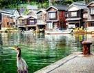 Có một ngôi làng ở Nhật lãng mạn như Venice