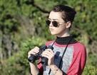 Nữ diễn viên tuổi teen đau xót trước thực trạng săn bắt cá heo