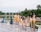Người đẹp Hoa hậu bản sắc Việt toàn cầu khoe sắc ở FLC Vĩnh Phúc Resort