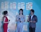 Huyền My sánh vai Phan Anh tại lễ ra mắt sản phẩm làm đẹp