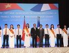 Tổng thống Pháp Hollande: Mong muốn đón nhiều sinh viên Việt Nam sang Pháp học tập