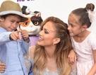 Con gái Jennifer Lopez sành điệu như mẹ