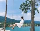 """Cảnh đẹp Hồ Đá Xanh khiến giới trẻ """"phát sốt"""""""