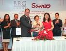 Tập đoàn BRG và Công ty Sanria Hồng Kông ký thỏa thuận hợp tác