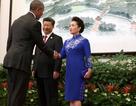 Trung Quốc chặn bình luận về trang phục cách tân của Đệ nhất phu nhân Bành Lệ Viên